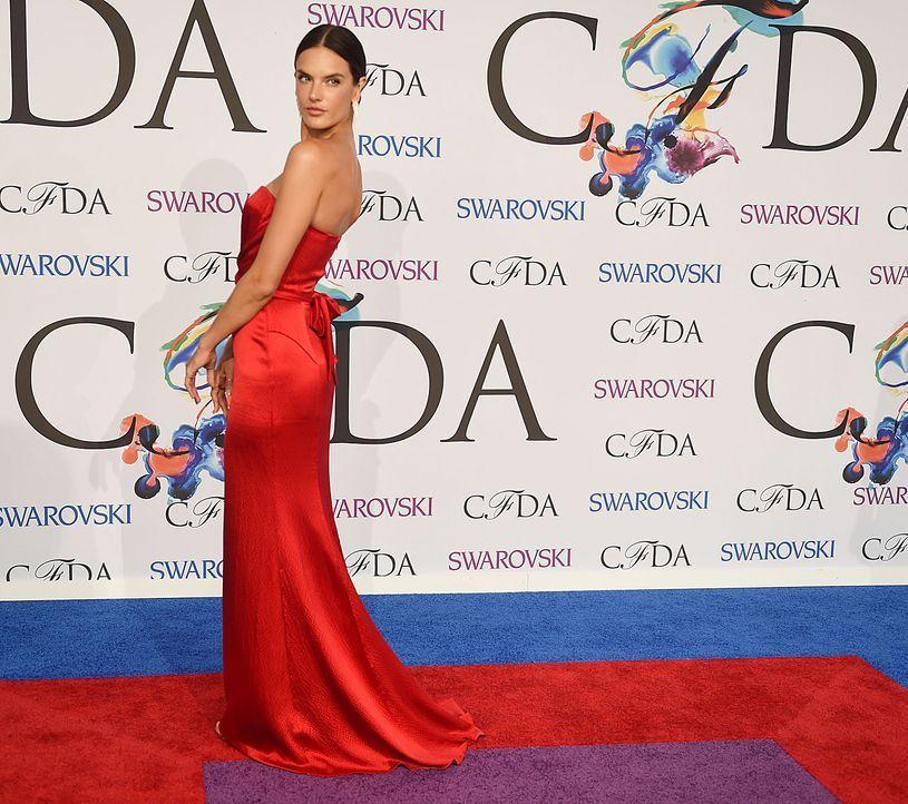 CFDA-Fashion-Awards-Alessandra-Ambrosio-14-06-02-AFP - Bildquelle: AFP