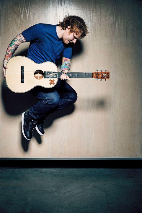 Ed_Sheeran_Ben-Watts - Bildquelle: Ben Watts