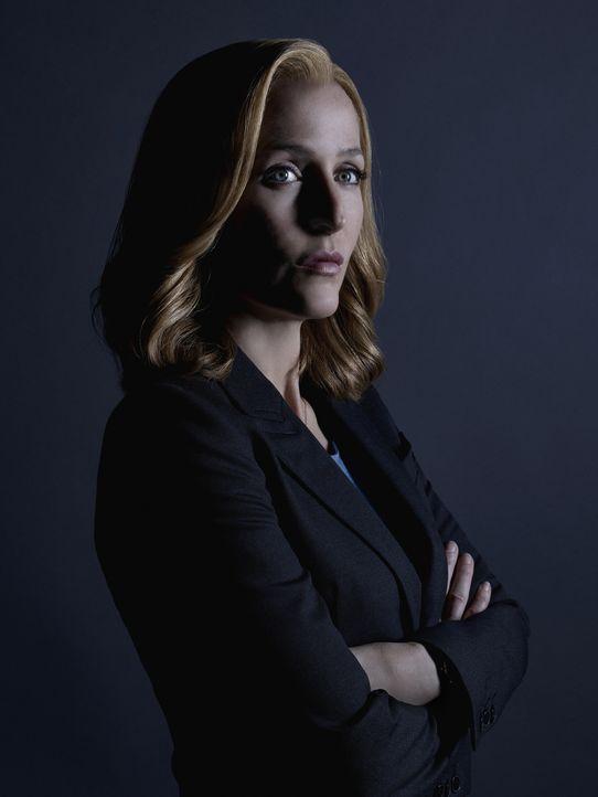 (1. Staffel) - Auch wenn Scully (Gillian Anderson) sich nicht sicher ist, ob es wirklich eine gute Idee ist, sich der Suche nach der Wahrheit erneut... - Bildquelle: 2016 Fox and its related entities.  All rights reserved.