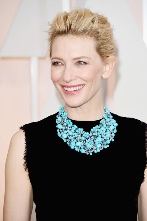 Cate Blanchett Red Carpet - Bildquelle: getty AFP