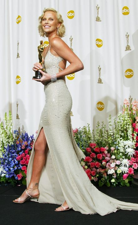 Charlize-Theron-04-02-29-AFP - Bildquelle: AFP