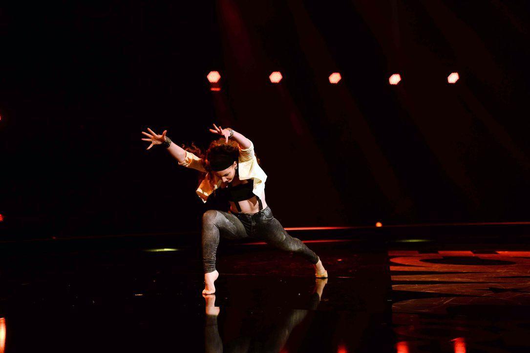 Got-To-Dance-Franziska-01-SAT1-ProSieben-Willi-Weber - Bildquelle: SAT.1/ProSieben/Willi Weber