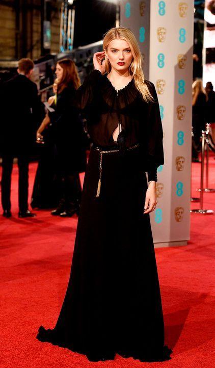BAFTA-160214-18-lily-donalson-dpa - Bildquelle: dpa