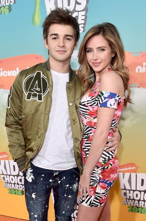 Nickelodeon-11-jack-griffo-ryan-newman-getty-AFP - Bildquelle: getty-AFP