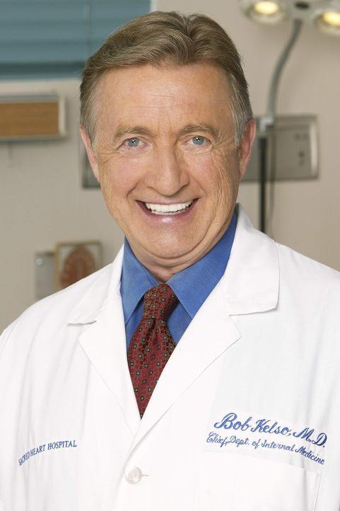 (4. Staffel) - Erwartet stets vollen Einsatz: Dr. Bob Kelso (Ken Jenkins) ... - Bildquelle: Touchstone Television
