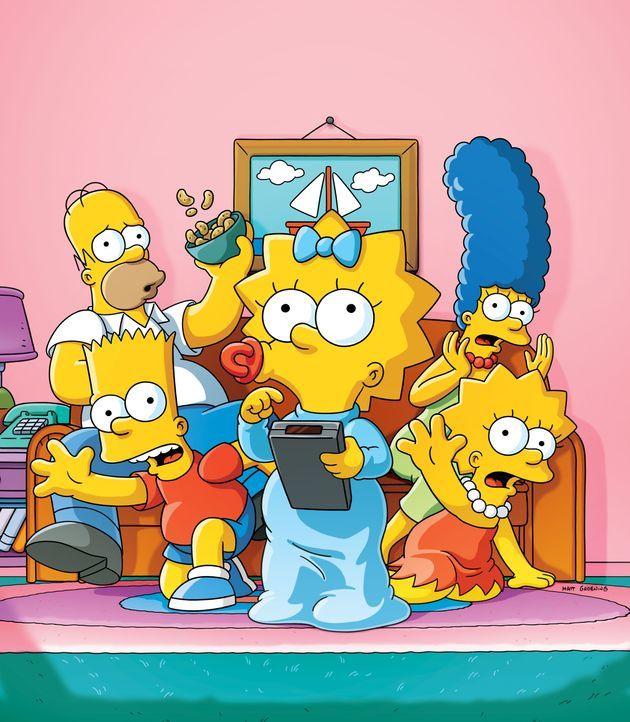 (31. Staffel) - Die Simpsons - Artwork - Bildquelle: 2019-2020 Twentieth Century Fox Film Corporation.  All rights reserved.