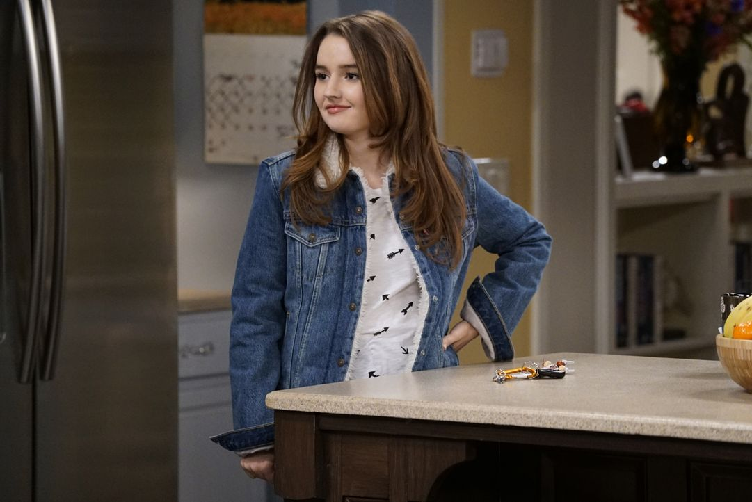 Eve (Kaitlyn Dever) - Bildquelle: 2016-2017 American Broadcasting Companies. All rights reserved.