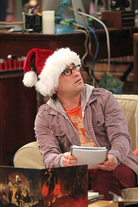 Während Penny, Bernadette und Amy versuchen, ein Mädchen für Raj zu finden, nachdem er zu einem Mädelsabend mitgekommen ist, erinnern sich Sheldon u... - Bildquelle: Warner Bros. Television