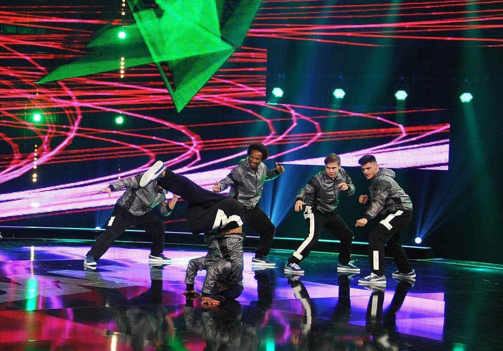Got-To-Dance-B-Town-Allstars-02-SAT1-ProSieben-Willi-Weber - Bildquelle: SAT.1/ProSieben/Willi Weber