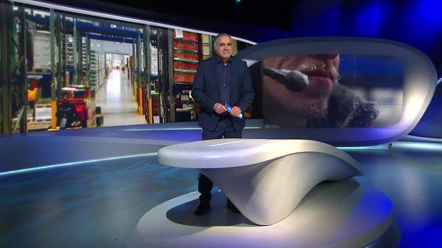 Galileo - Galileo - Freitag: So Hart Ist Der Job Im Tiefkühllager