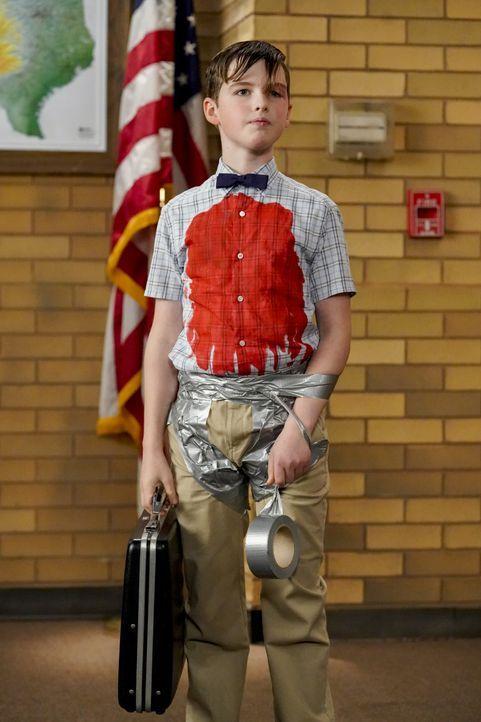 Sheldon Cooper (Iain Armitage) - Bildquelle: 2020 Warner Bros. Entertainment Inc. All Rights Reserved