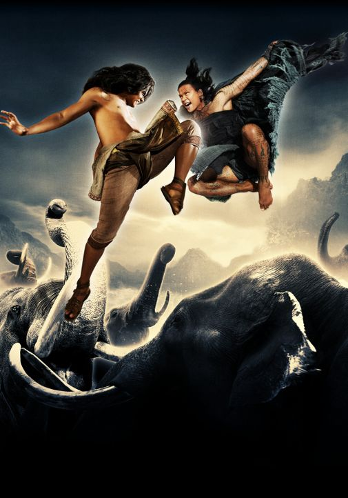 ONG BAK 2 - Artwork - mit Tony Jaa, r. - Bildquelle: Splendid Film