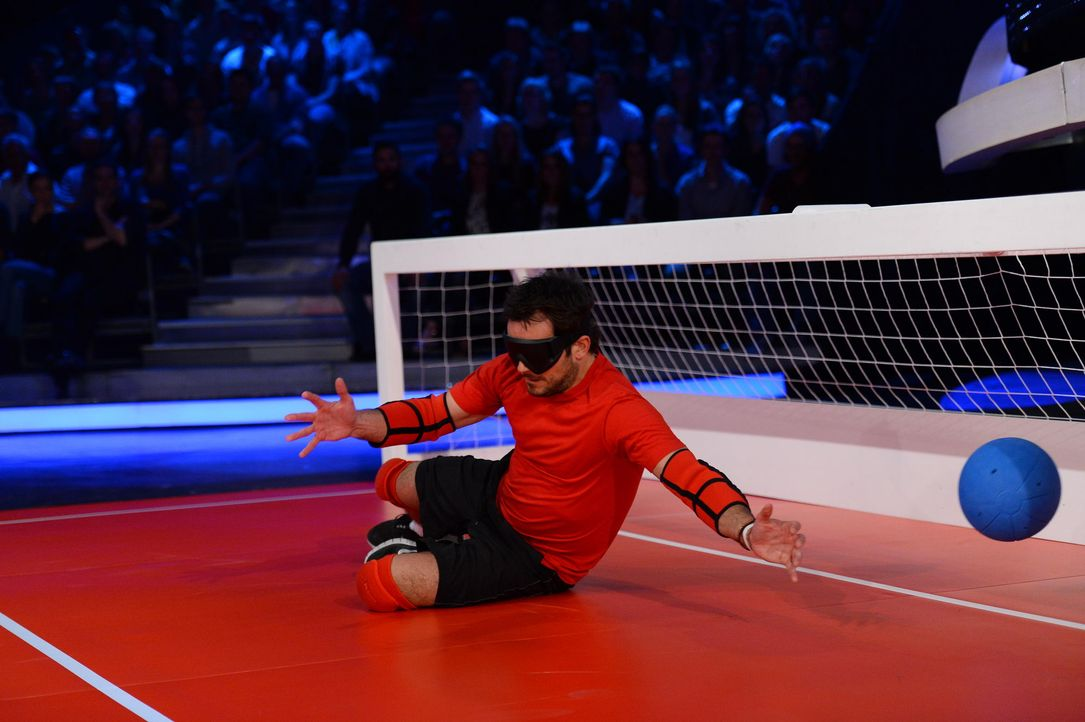 SdS23_Goalball-03 - Bildquelle: © Willi Weber / BRAINPOOL