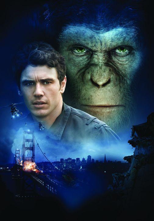 PLANET DER AFFEN: PREVOLUTION - Artwork - Bildquelle: 2011 Twentieth Century Fox Film Corporation. All rights reserved.