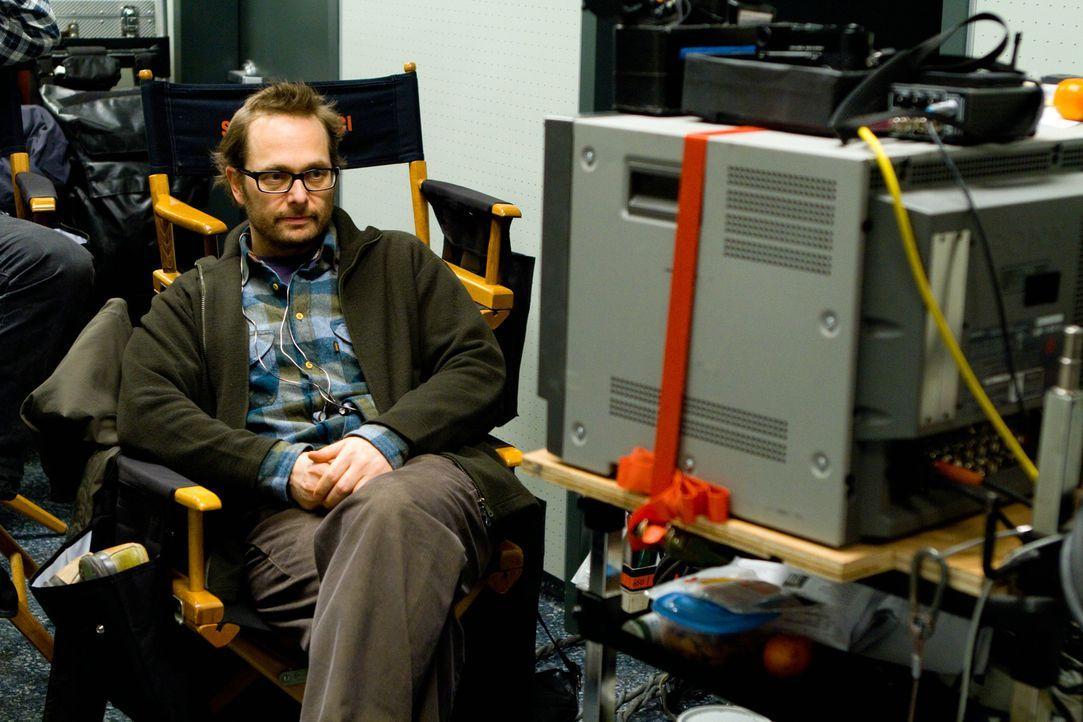 Regisseur Robert Schwentke bei den Dreharbeiten - Bildquelle: 2010 Concorde Filmverleih GmbH