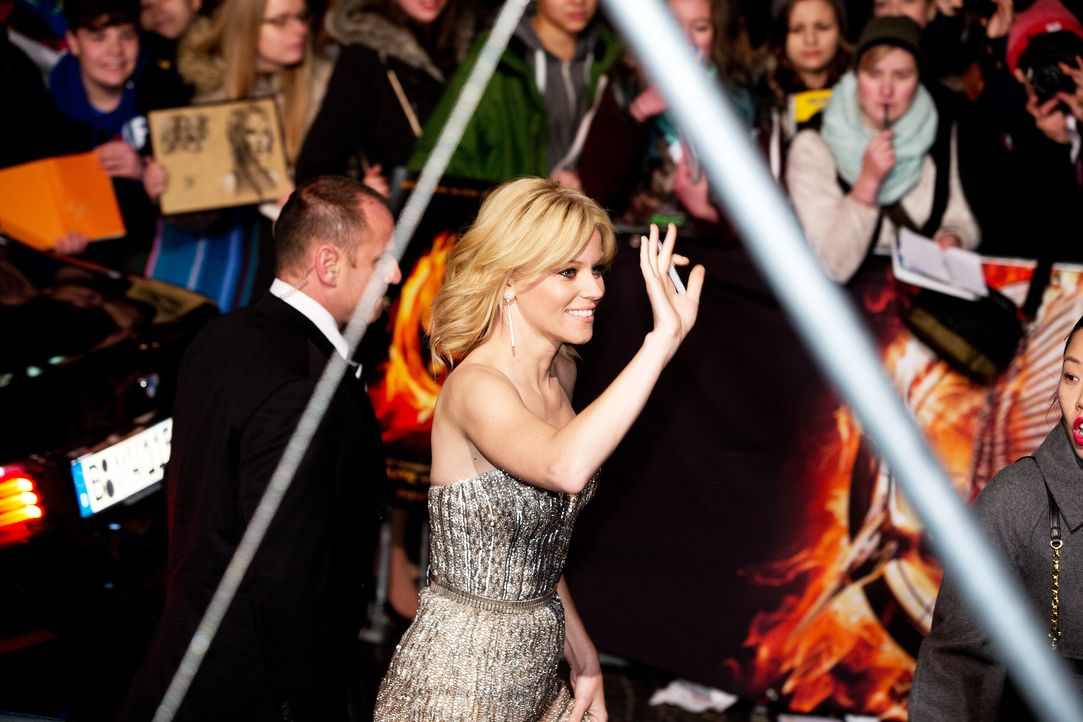 Hunger-Games-Catching-Fire-Deutschland-Premiere-11-dpa - Bildquelle: dpa