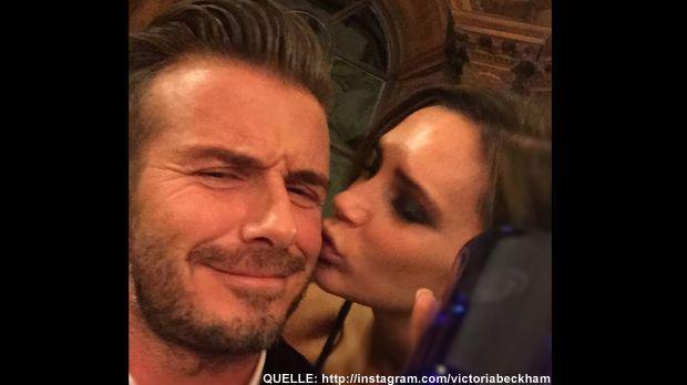 David-Beckham-Victoria-instagram-com-victoriabeckham - Bildquelle: http://instagram.com/victoriabeckham