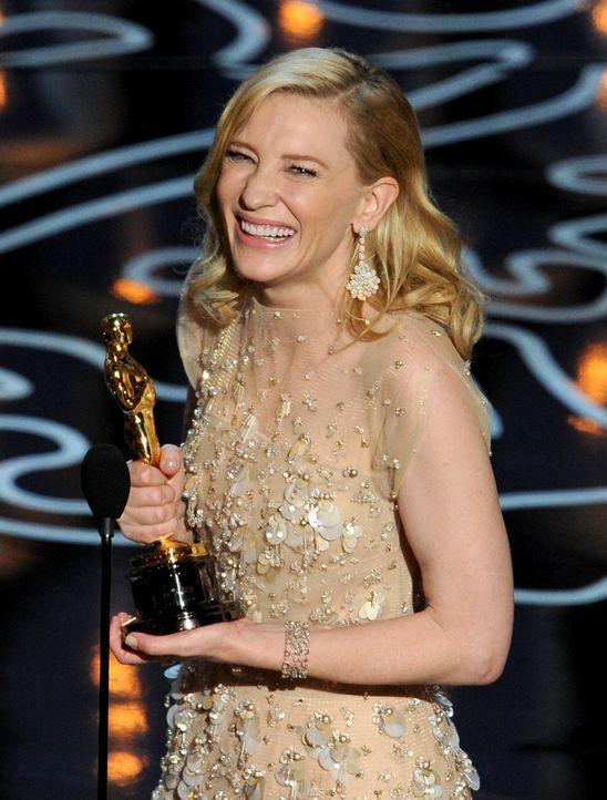 Cate Blanchett - Bildquelle: getty AFP