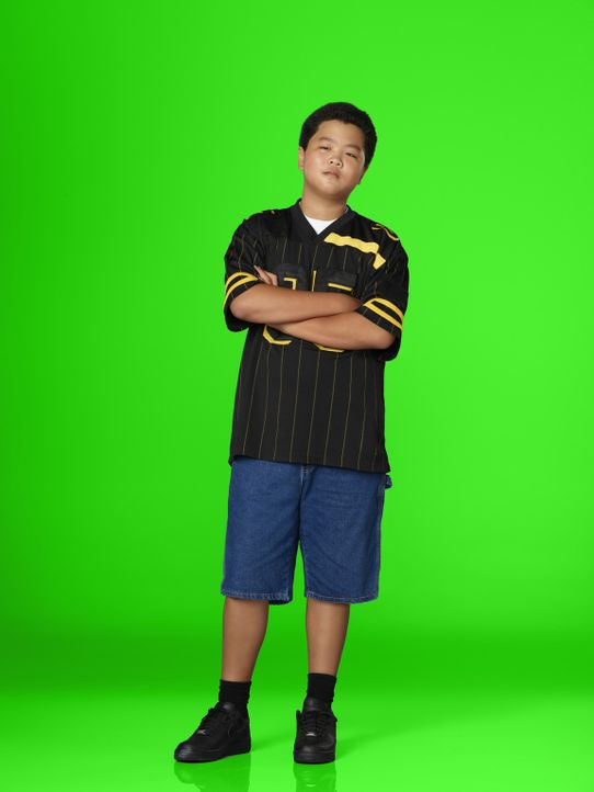 (5. Staffel) - Eddie Huang (Hudson Yang) - Bildquelle: Bob D'Amico 2018-2019 American Broadcasting Companies.  All rights reserved.