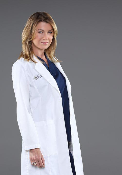 (11. Staffel) - Der berufliche, wie auch der private Stress nimmt nicht ab: Meredith (Ellen Pompeo) ... - Bildquelle: ABC Studios