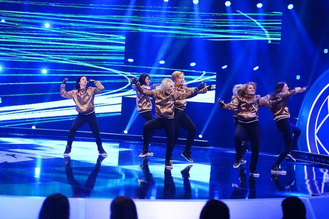 Got-To-Dance-Bronx-Sistas-06-SAT1-ProSieben-Willi-Weber-TEASER - Bildquelle: SAT.1/ProSieben/Willi Weber