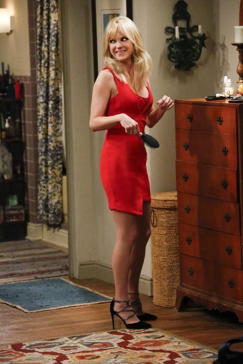 Christy (Anna Faris) möchte eigentlich ausgehen und den Abend genießen, bis ihre Tochter Violet sich meldet, da sie schlimm krank ist ... - Bildquelle: 2016 Warner Bros. Entertainment, Inc.