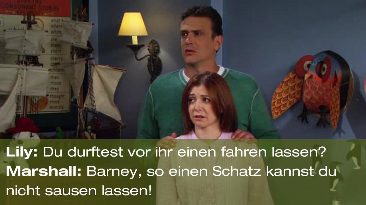 how-i-met-your-mother-zitat-quote-staffel-8-episode-1-farhampton-marshall-schatz-foxpng 1600 x 900 - Bildquelle: 20th Century Fox