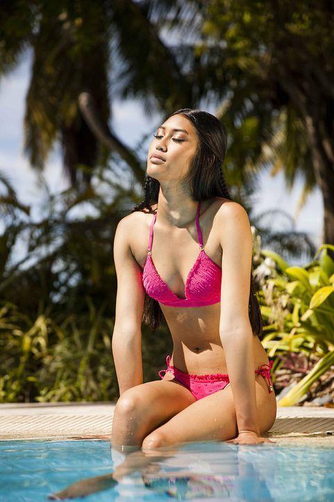 GNTM-Stf10-Epi13-Bikini-Shooting-Malediven-83-Anuthida-ProSieben-Boris-Breuer - Bildquelle: ProSieben/Boris Breuer