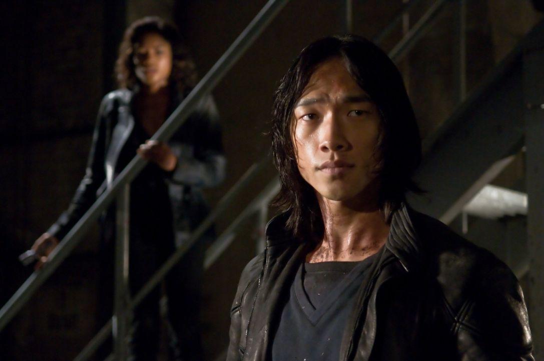 Raizo (Rain) ist Mitglied des eiskalten Ozuno-Clans. Schon als Kind wurde er von ihm zu einer perfekten Tötungsmaschine ausgebildet. Jetzt ist er e... - Bildquelle: 2009 Warner Brothers
