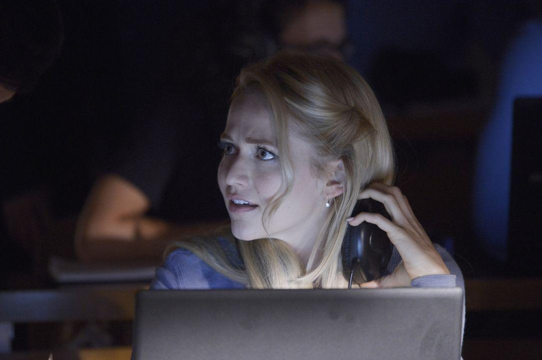 Die Ausbildung zur FBI-Agentin bringt sie immer wieder an ihre Grenzen: Shelby (Johanna Braddy) ... - Bildquelle: Philippe Bosse 2015 ABC Studios