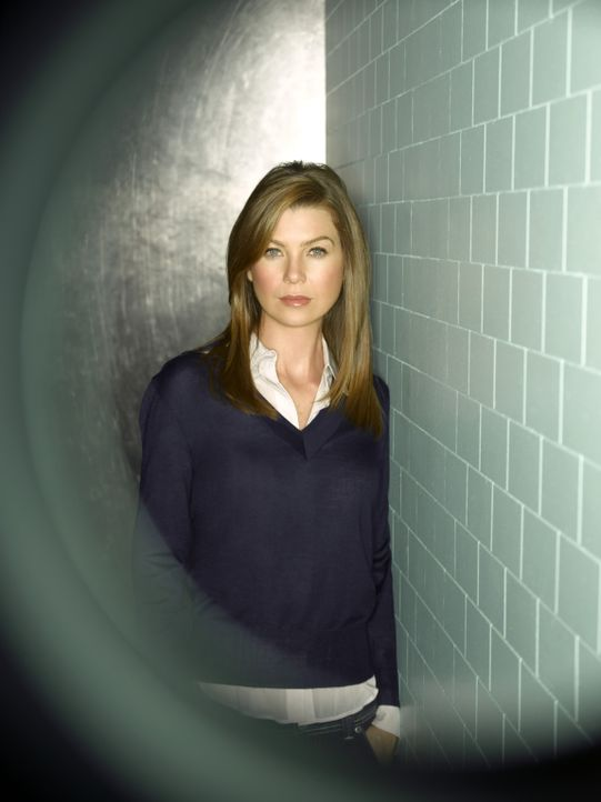 (5. Staffel) - Der berufliche, wie auch der private Stress nimmt nicht ab: Dr. Meredith Grey (Ellen Pompeo) ... - Bildquelle: Bob D'Amico 2007 American Broadcasting Companies, Inc. All rights reserved. NO ARCHIVING. NO RESALE.