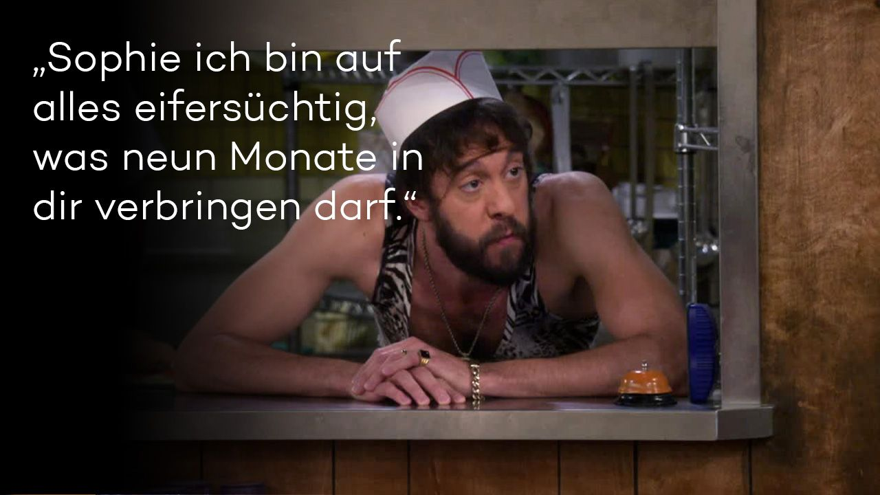 "Zitate aus ""2 Broke Girls"" Staffel 5 - Bild 4 - Bildquelle: Warner Brothers"