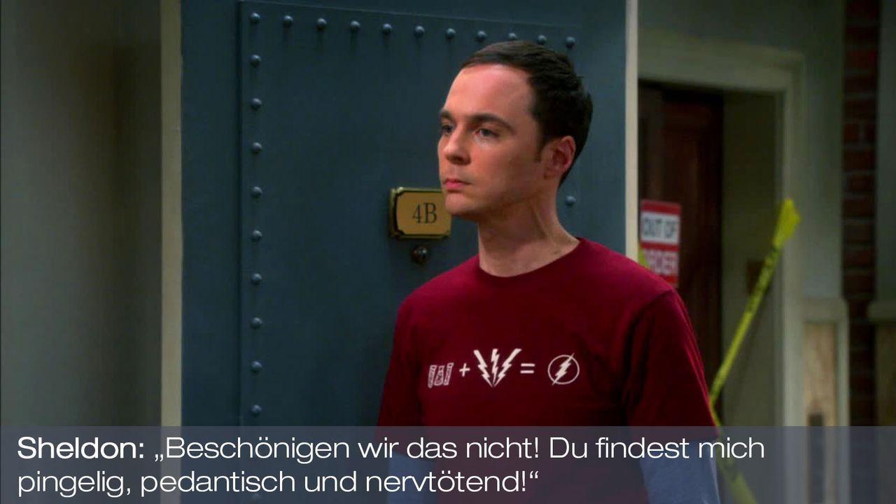 Staffel 7 Folge 2 - Zitat 9 - Bildquelle: Warner Bros. Television
