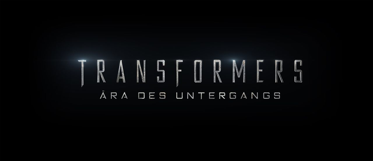 Transformers: Ära des Untergangs - Logo - Bildquelle: (2016) Paramount Pictures. All Rights Reserved. TRANSFORMERS, its logo and all related characters are trademarks of Hasbro and are used with permiss
