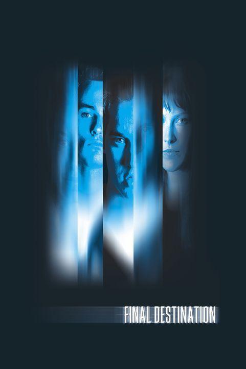 Final Destination - Plakatmotiv - Bildquelle: New Line Cinema