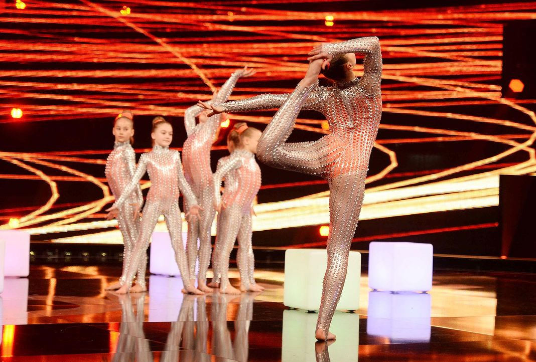 Got-To-Dance-Showgirls-01-SAT1-ProSieben-Willi-Weber - Bildquelle: SAT.1/ProSieben/Willi Weber