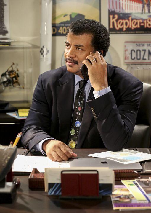 Neil deGrasse Tyson (Neil deGrasse Tyson) - Bildquelle: Warner Bros. Television