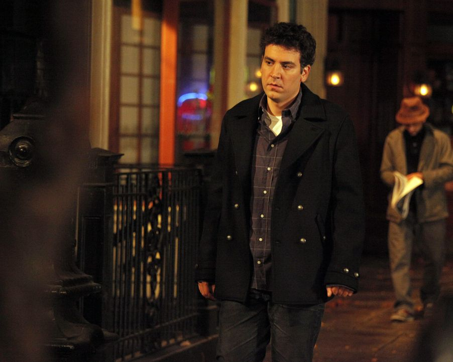 Was ist mit Ted (Josh Radnor) nur los? - Bildquelle: 2012 Twentieth Century Fox Film Corporation. All rights reserved.