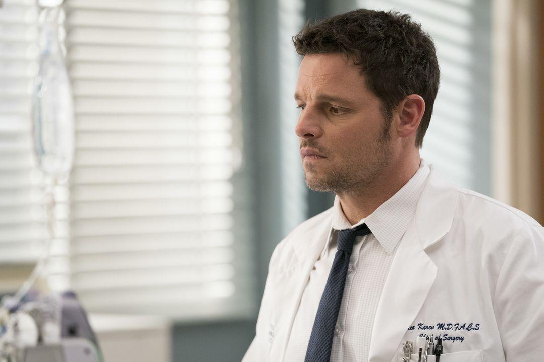 Dr. Alex Karev (Justin Chambers) - Bildquelle: Mitch Haaseth ABC Studios