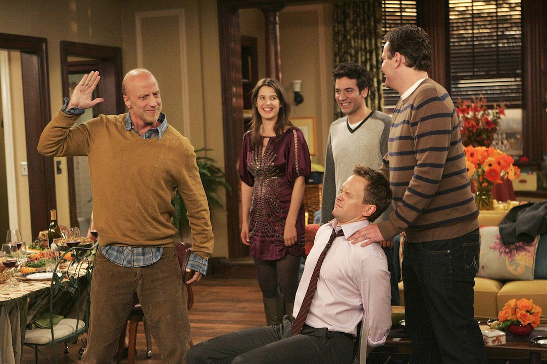 how-i-met-your-mother-special-klapsgiving2-11-20th-century-fox-international-televisionjpg 1536 x 1024 - Bildquelle: 20th Century Fox International Television