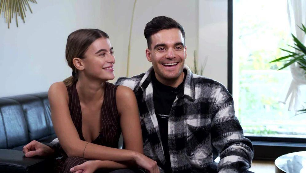 Romina Und Freund Stefano So Haben Sie Sich Kennengelernt