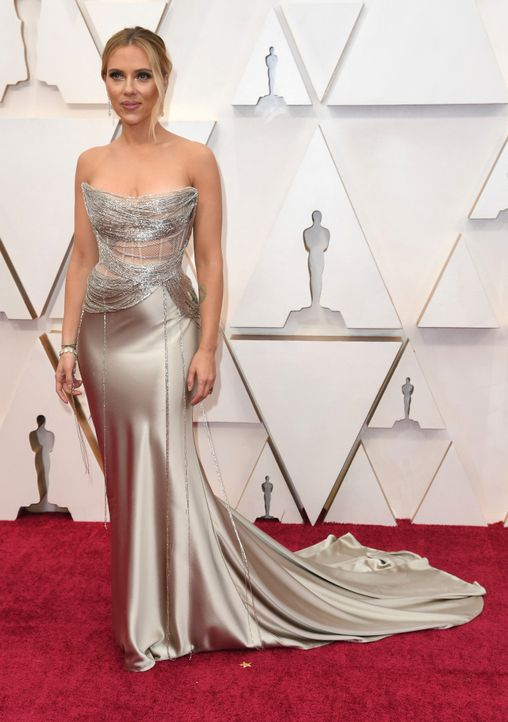 Scarlett Johansson - Bildquelle: dpa