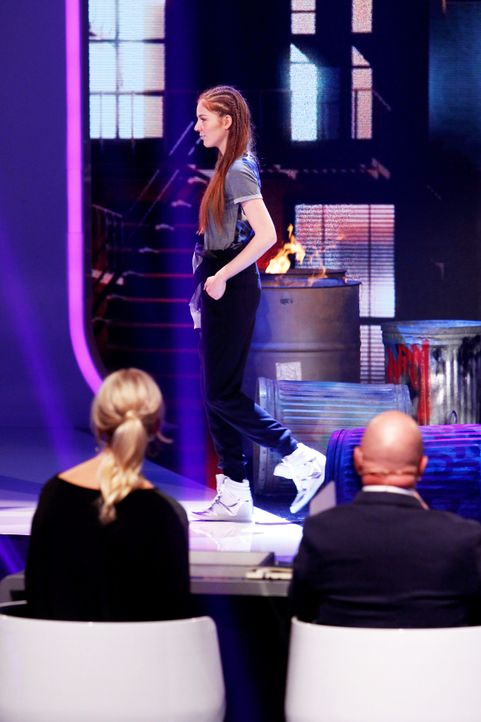 Fashion-Hero-Epi01-Show-45-ProSieben-Richard-Huebner - Bildquelle: ProSieben / Richard Huebner