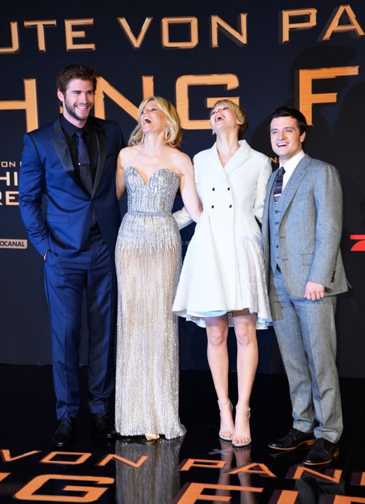 Hunger-Games-Catching-Fire-Deutschland-Premiere-14-AFP - Bildquelle: AFP