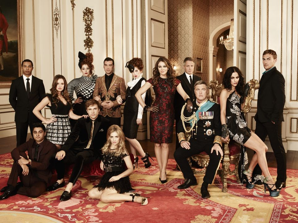 The Royals - Die Bilder zur neuen ProSieben Serie31 - Bildquelle: 2014 E! Entertainment Media LLC/Lions Gate Television Inc.