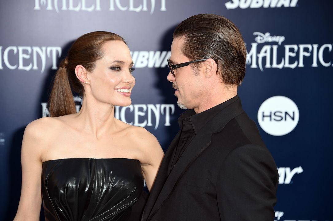 Angelina-Jolie-Brad-Pitt-140528-AFP - Bildquelle: AFP