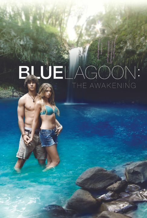 BLUE LAGOON: THE AWAKENING - Plakatmotiv - Bildquelle: 2012 Sony Pictures Television Inc. All Rights Reserved.