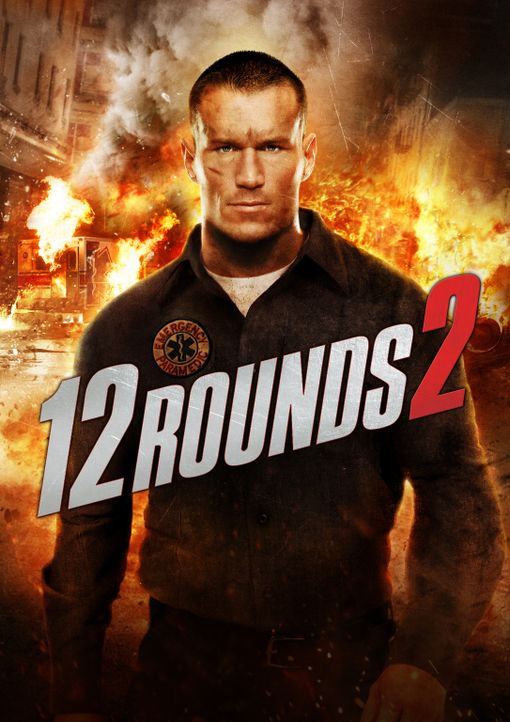 12 ROUNDS 2: RELOADED - Artwork - Bildquelle: TM and   2013 Twentieth Century Fox Film Corporation.  All Rights Reserved.