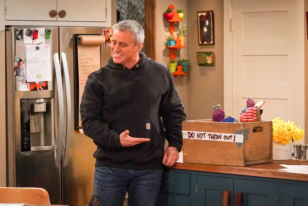 Adam Burns (Matt LeBlanc) - Bildquelle: Monty Brinton 2019 CBS Broadcasting Inc. All Rights Reserved. / Monty Brinton