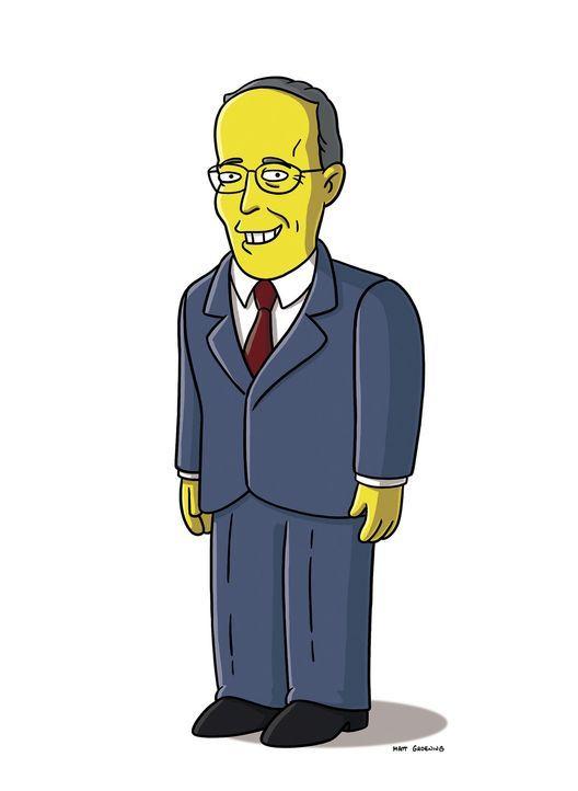 Besucht Springfield: Rudy Giuliani ... - Bildquelle: 2007FOX BROADCASTING